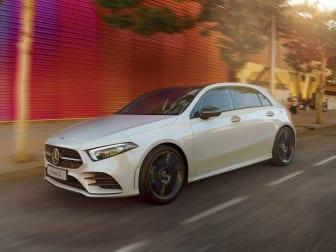 Novo Mercedes-Benz Classe A por 250 euros/mês* com [Select&Drive], em Aluguer Operacional