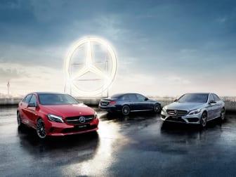 Na Caetano Star, o seu Mercedes-Benz vem carregado de vantagens