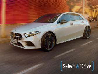 Mercedes-Benz Classe A por apenas 320€/mês