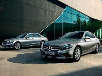 A Caetano Star compra o seu atual Mercedes-Benz