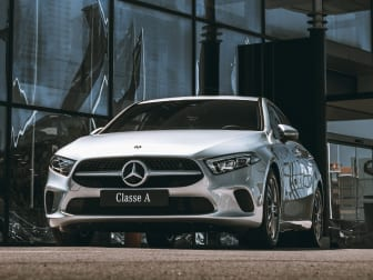 Venha conhecer o Mercedes-Benz Classe A