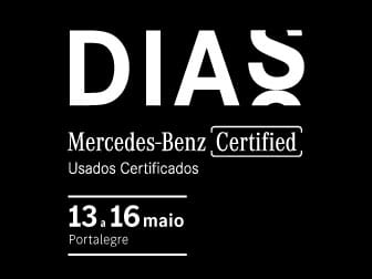 Dias Mercedes-Benz Certified