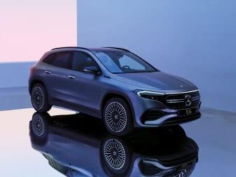 EQA: O novo SUV citadino elétrico da Mercedes-EQ